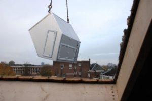 Prefab warmtepomp-units voor woningbouw en renovatie