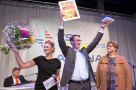 Nominaties VSK Awards 2018 bekend