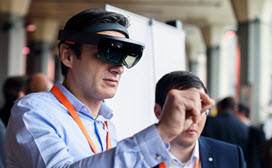 Augmented Reality en BIM op de VSK