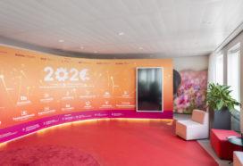 PCM-klimaatplafonds voor kantoor Royal FloraHolland