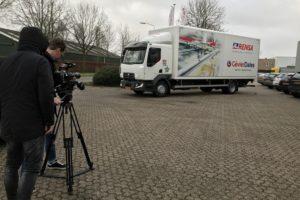 Rensa in uitzending Doe maar Duurzaam op RTL 7