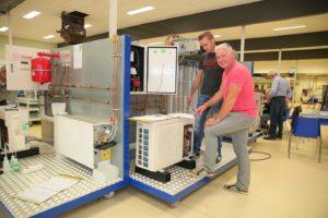 Warmtepomptrainingen helpen cv-monteur omdenken