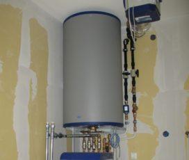 Warmtapwaterbereiding met een warmtepomp