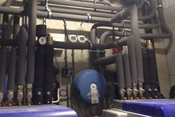 Warmtepompen toepassen in hoogbouw