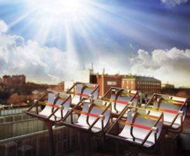 Duurzame warmte opslaan in zomer en winter