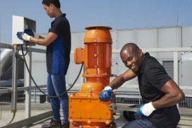 Het juiste moment voor energie-efficiënte aandrijfsystemen