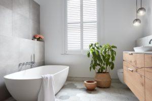 Elektrische installaties in de badkamer