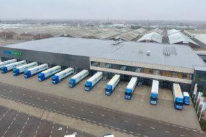 State-of-the-art distributiecentrum in Rijnsburg