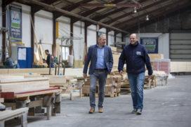 VDM Woningen bouwt prefabwoning met prefabinstallatie