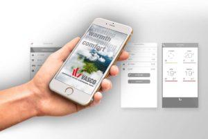Climate Control App – drie installaties met 1 app bedienen