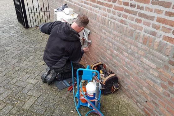 Cv-monteurs kunnen ook warmtepompen installeren