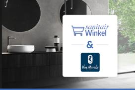 Belgische groothandel neemt aandeel in Sanitairwinkel