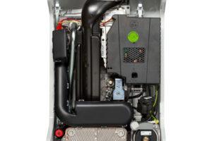 Werkt een cv-ketel voor aardgas ook op waterstof?