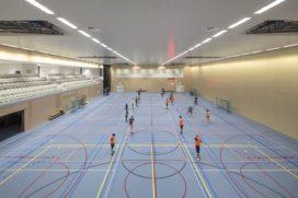 Sportcampus Zuiderpark was installatietechnische uitdaging