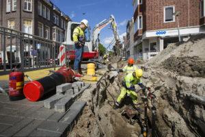 Waterstof vraagt kleine aanpassing aardgasnet
