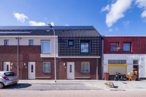 Infraroodverwarming voor 34 NOM-woningen in Leerdam