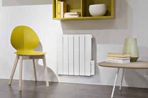 Elektrische verwarming als hoofdverwarming