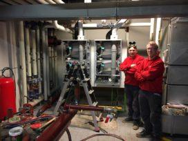 Veiligheid voorop in combinatieketel waterstof en aardgas