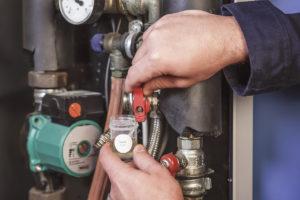 Meet de kwaliteit van systeemwater in verwarmingsinstallaties