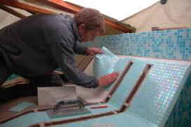 Waterdicht maken van de badkamer