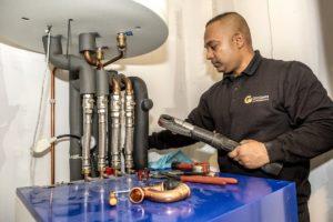 Onderhoud warmtepompen efficiënter door monitoring