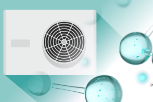 Warmtepomp versus waterstof