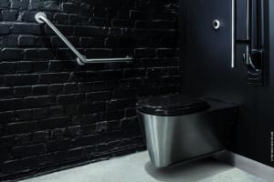 Design in openbare toiletten