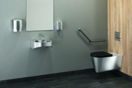 Delabie maakt sanitair toegankelijk voor iedereen