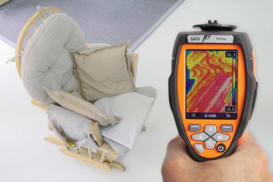 Thermografie voor HVAC-doeleinden