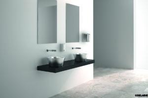 Designkranen voor high-end sanitair