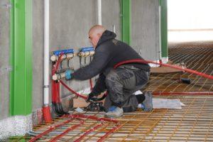 Vloerverwarming installeren: acht aandachtspunten