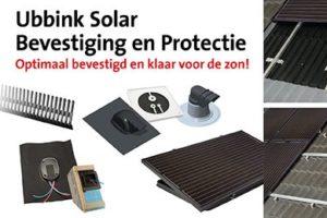 Bevestigings- en protectieoplossingen voor zonnepanelen: welke zijn er?