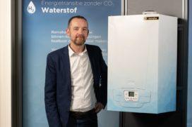 Remeha op VSK 2020: waterstofketel