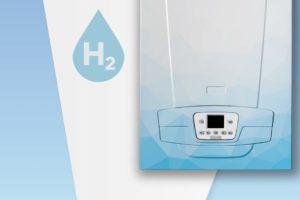 Cv-ketels gecertificeerd voor waterstofbijmenging